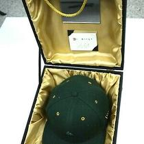 Jake Burton Limited Edition Fitted Wool Hat Cap Snowboard Nib 2005 New Era 7 1/2 Photo