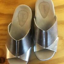 Jambu Bloom Women's Oxford Silver Size 7 M Photo