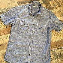 James Campbell Chambray Shirt. Mens M Photo