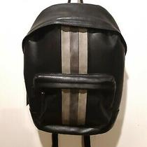 James Campbell Leather Backpack Photo