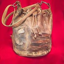 Jane Yoo Wearable Art Purse/bag- Drawstring Photo