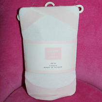 Janie Jack White & Pink Tights Fancy Ballet 2-3  Wedding Birthday Special Nwt  Photo
