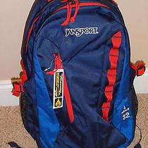 Jansport Agave 32 Backpack  Navy/blue 15
