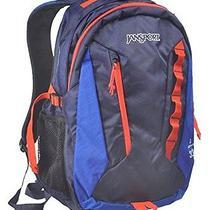 Jansport Agave Backpack - Navy Moonshine/blue Streak / 19