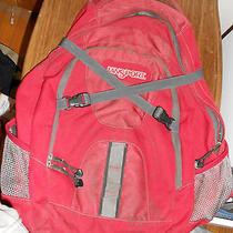 Jansport Air Vital Backpack Red Photo