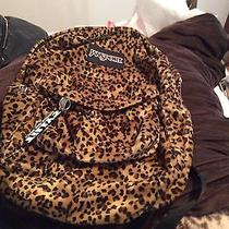Jansport Animal Print Backpack Photo