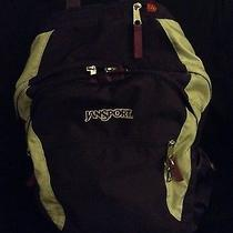 Jansport Back Pack--Purple Photo