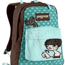 Jansport Backpack Artist Series Julie West Photo