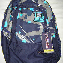 Jansport Backpack Back to School Built-in Padded Laptop Sleeve Best for College Photo