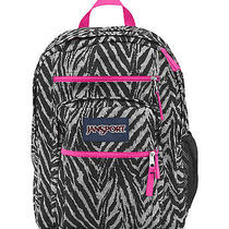 Jansport Backpack Bag Student Black School Grey Pink Navy Blue Rucksack Big New Photo