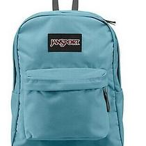 Jansport Backpack Bayside Blue Photo