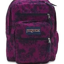 Jansport Backpack Big Student Classics Series Daypack Vintage Photo