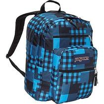 Jansport Backpack Big Student School Blue %30 Off Kohl's Price- Free Shipping Photo