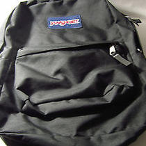 Jansport Backpack Black Photo