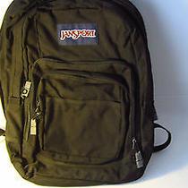 Jansport Backpack Black Photo