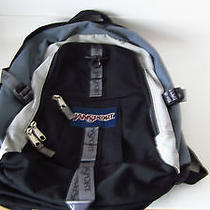 Jansport Backpack Black/blue Photo