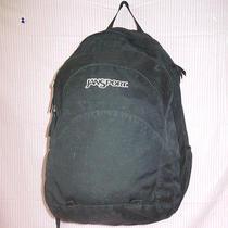 Jansport Backpack  Black  Large Photo