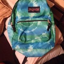 Jansport Backpack (Blue) Photo
