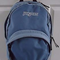 Jansport Backpack Blue Photo