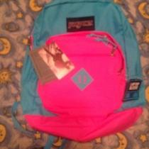 Jansport Backpack Book Bag Photo