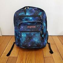 Jansport Backpack Galaxy Deep Space Superbreak Photo