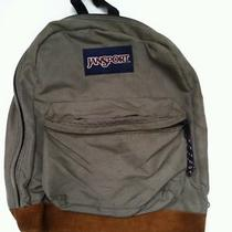 Jansport Backpack Green Photo