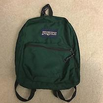Jansport Backpack Green Photo