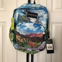 Jansport Backpack High Stakes Hike in the Hills Photo
