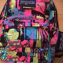 Jansport Backpack  Hopscoth Sooo Cute  Photo