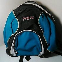 Jansport Backpack Knapsack Bookbag Outdoor Hike Bike Survival Kayak Canoe Sack Photo