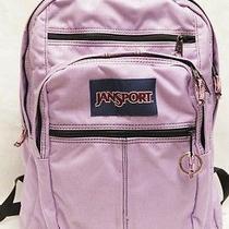 Jansport Backpack Light Purple Photo