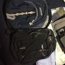 Jansport Backpack Lot of 2 Lk Photo