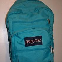 Jansport Backpack Mammoth Blue. Photo