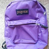 Jansport  Backpack -  Purple Photo