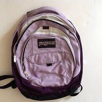 Jansport Backpack Purple Nwot Photo