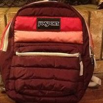 Jansport  Backpack Purple/pink Photo