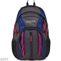 Jansport Backpack Sockeye T43m1v7- Fit 15