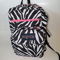 Jansport Backpack With Computer Sleeve  Photo