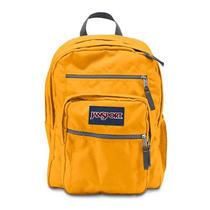 Jansport Big Student Backpack in Beez Yellow Tdn79eq Photo