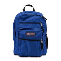 Jansport Big Student Backpack in Blue Streak Tdn75cs Photo