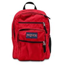 Jansport Big Student Backpack in High Risk Red Tdn75ks Photo