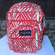 Jansport Big Student  Backpacknwtcoral Peach Wildheart Photo