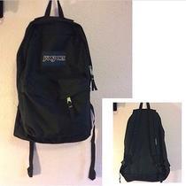 Jansport Black Back Pack Photo