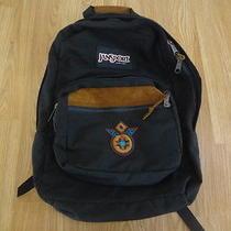 Jansport Black Backpack Photo