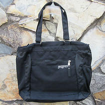 Jansport Black Computer Bag Tote Photo