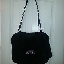 Jansport Black Computer Travel Adjustable Shoulder Bag Usa Photo