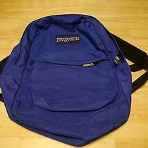 Jansport - Blue Backpack Photo