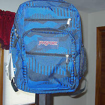 Jansport Blue Backpack Photo