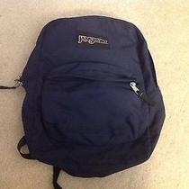 Jansport Blue Backpack Photo