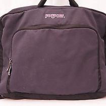 Jansport Book Bag Messenger Bag Black Photo